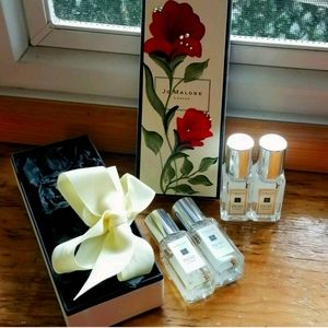 4 WOOD SAGE & SEA SALT JO MALONE NEW SET